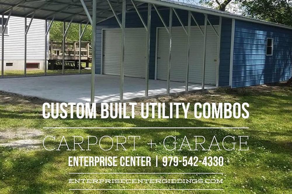 Custom Built Utility Combos