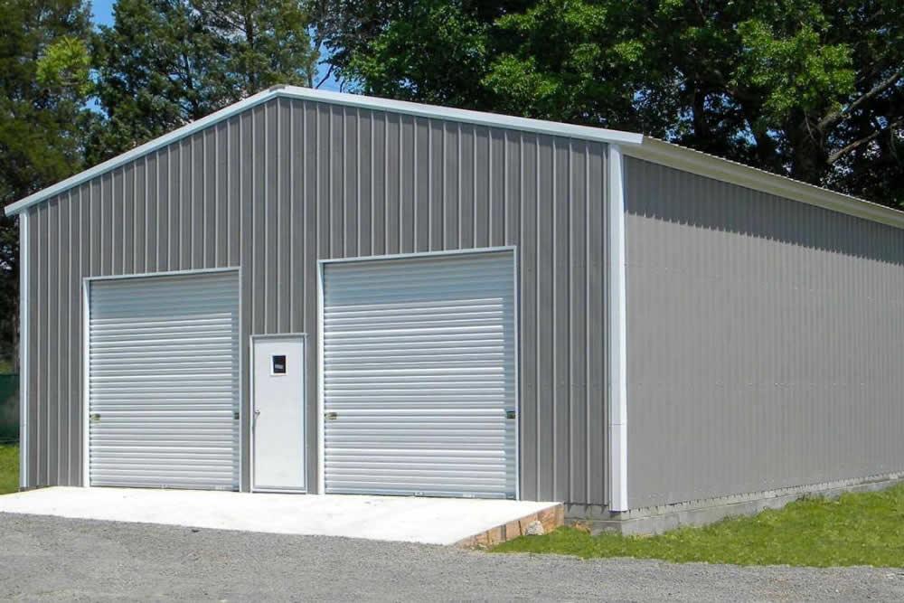 Commercial Garages
