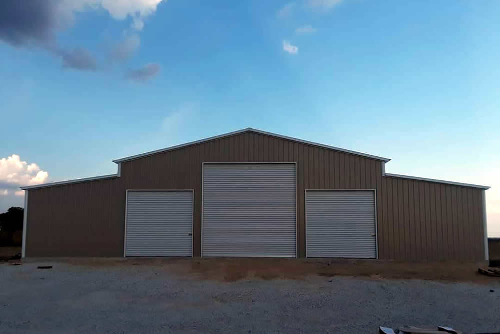 Custom Commercial Barn