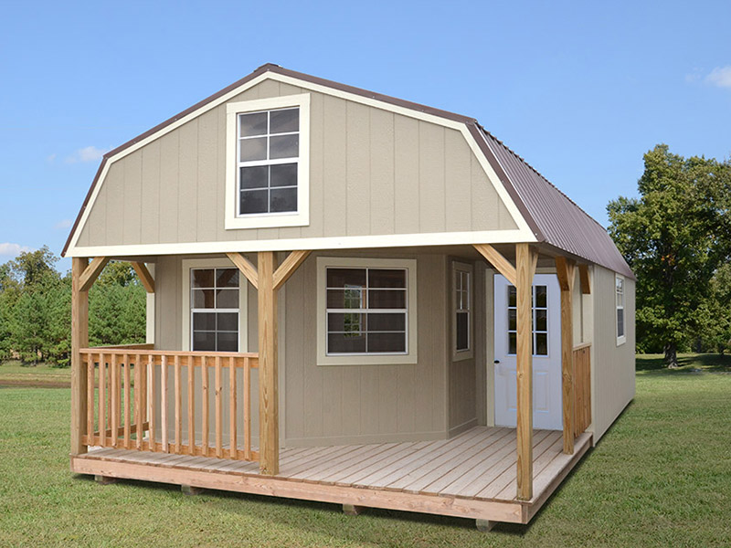 Deluxe Lofted Barn Cabins